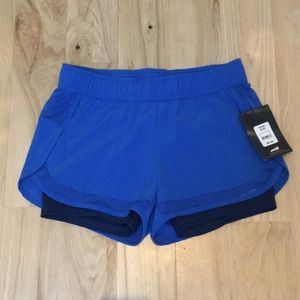 Athletic shorts: New!!